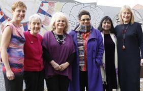 The 2015 Outstanding Women of Scotland inductees