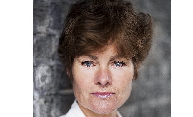 Janet Dibley plays the lead role in Jackie The Musical. Photo courtesy of King's Theatre, Glasgow