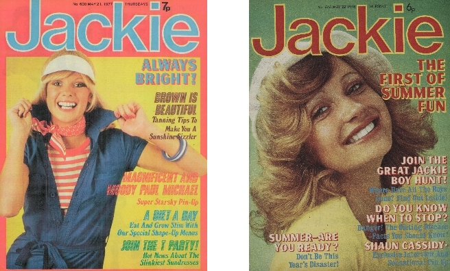 Jackie - every girl's best friend in the 60s, 70s, 80s and 90s.