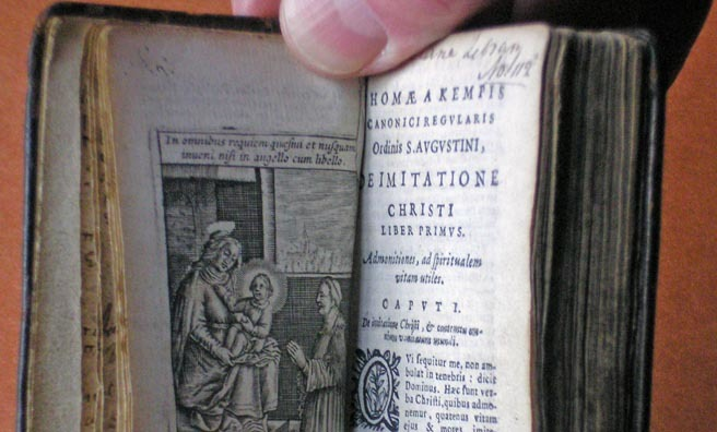 The library's smallest book