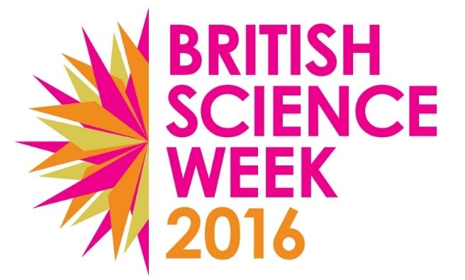 British Science Week 2016 logo