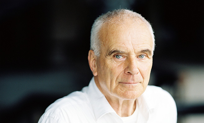 Sir Peter Maxwell Davies was one of the festival's founders