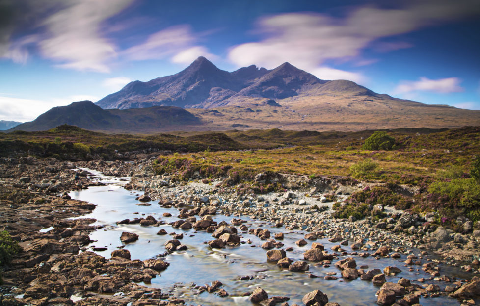 The peaks are just as impressive close-up as from a distance. Pic: i-Stock