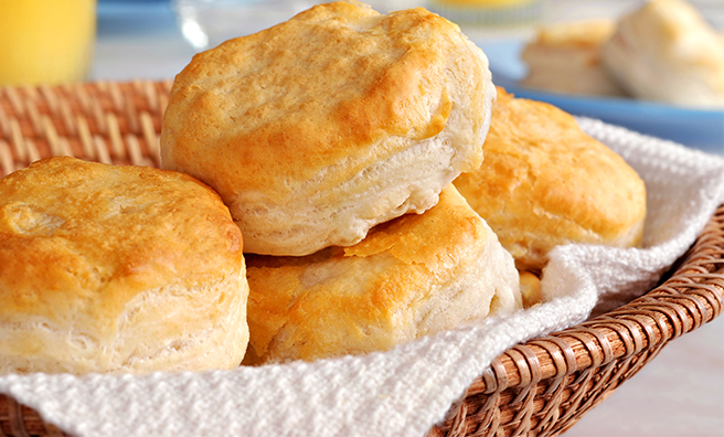 Anster cheese scones