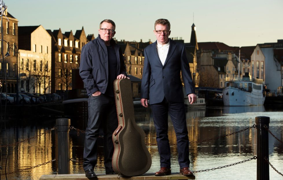 The Proclaimers are leaving Leith behind to headline at Party at the Park