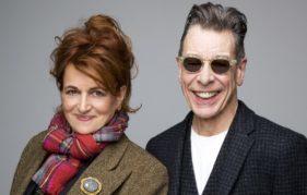 Pals Barbara and Rab will be performing together at the Byre In The Botanics
