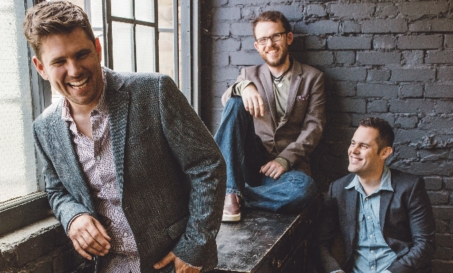 Scouting for Girls, headliners at Midstock 2016
