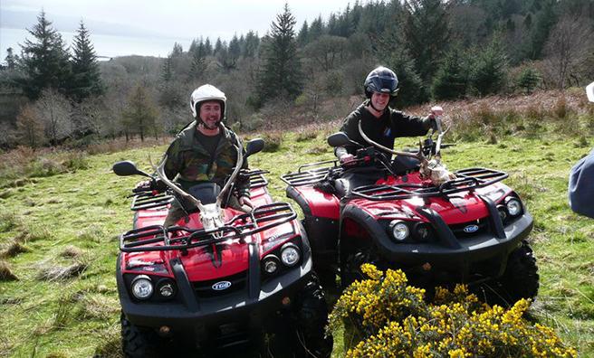 q quad bike inverness