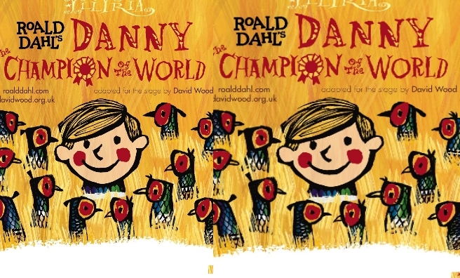 Danny The Champion of the World - one of the picnic plays at Glamis Castle this summer