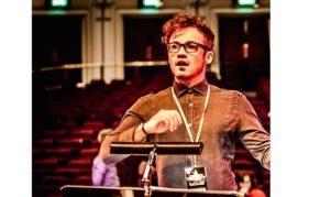 Conductor Marc McBride