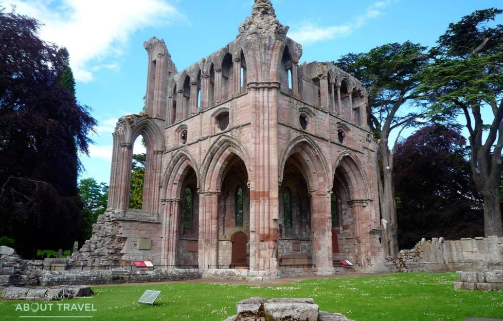 The Majestic Dryburgh Abbey