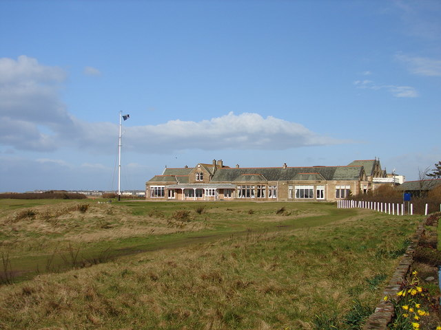 The Open tees off at Royal Troon this week. Pic Copyright Ian Paterson