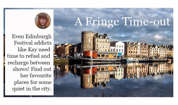 Fringe Time-out Promo