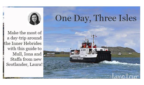 One Day, Three Isles Promo