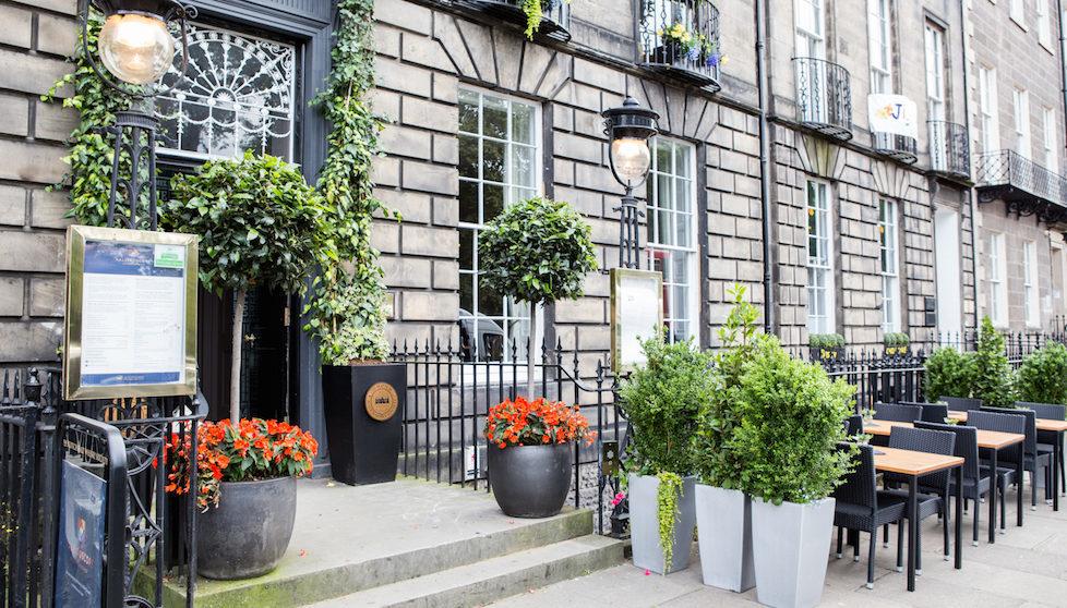 The bar's Queen Street exterior