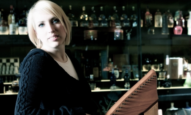 Ailie Robertson, composer and artistic director of Echoes and Traces