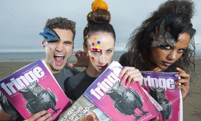 Pic courtesy of Edinburgh Festival Fringe Society