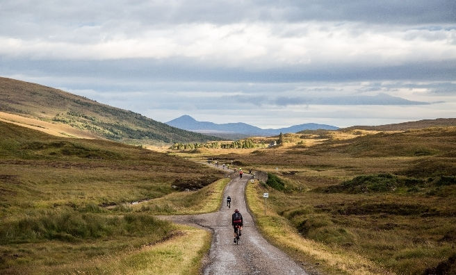 Deloitte Ride Across Britain reaches Scotland on September 10