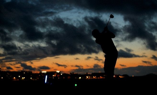 Play golf in the dark at The Saltire Festival 2016