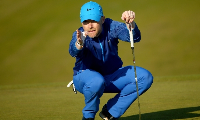Ronan Keating is a regular at the Alfred Dunhill Links Championship.