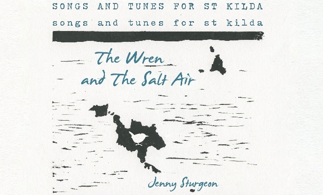 Jenny's album of songs for St Kilda