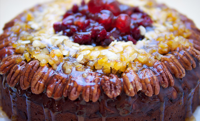 whisky fruit cake 2