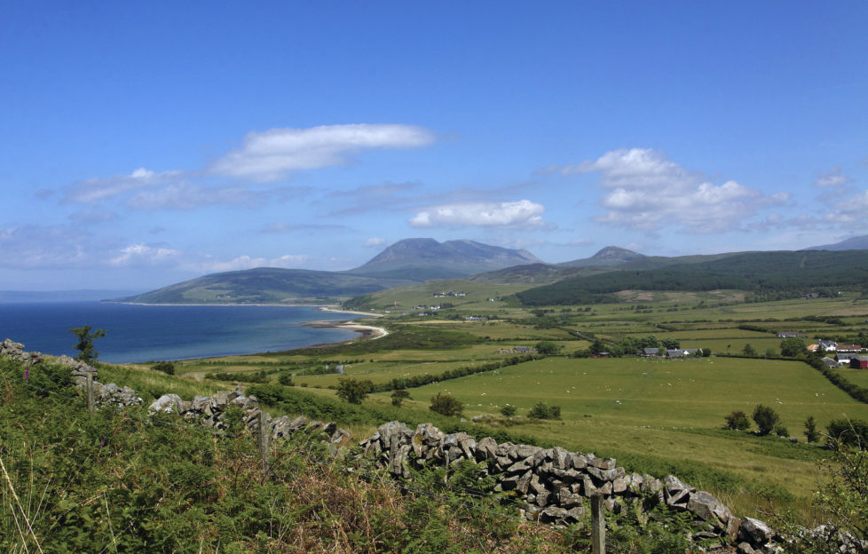 Keith Fergus's latest Great Scottish Journey takes the road to Arran