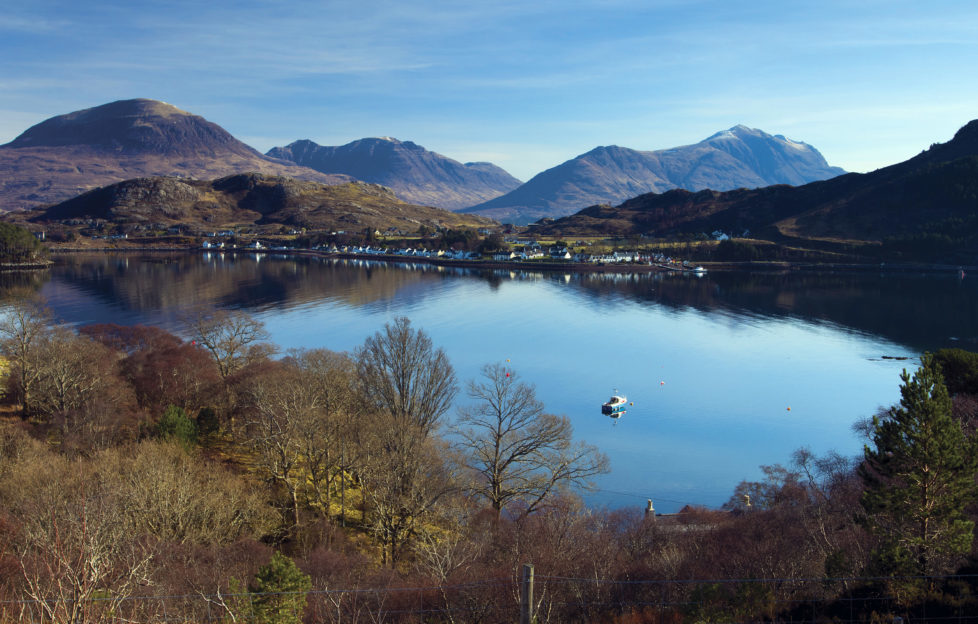 Our Great Scottish Journey picture quest heads from Lochcarton to Sheildaig. Pic: Keith Fergus