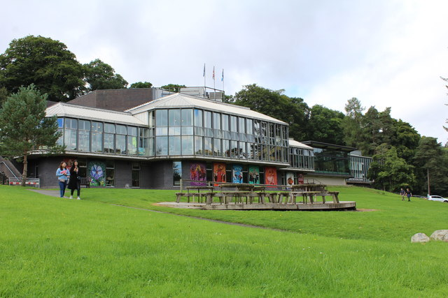 Pitlochry Festival Theatre always has something different going on. Pic: Richard Hoare