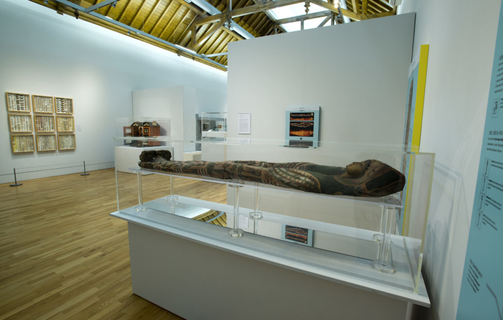 Fascinating objects from Dundee through the ages are collected at McManus Galleries this weekend.