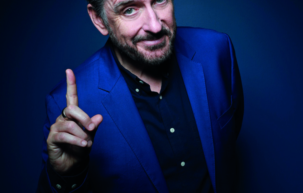 Craig Ferguson will be back at the Fringe this year. Pic: Maro Hagopian