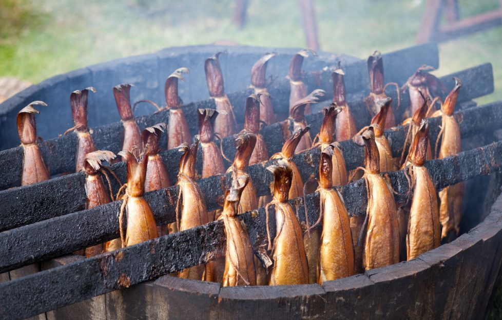 Don't miss the chance to sample an Arbroath smokie at the Seafest! Pic: Shutterstock