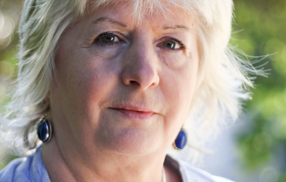 Liz Niven by Kim Ayres will perform her poetry responce at The Theatre Royal, Dumfries
