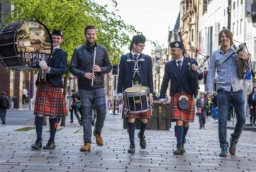 Piping Live 2018