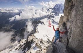 Banff Mountain Film Festival - Valentine Fabre, Dent du Géant © Ben Tibbetts