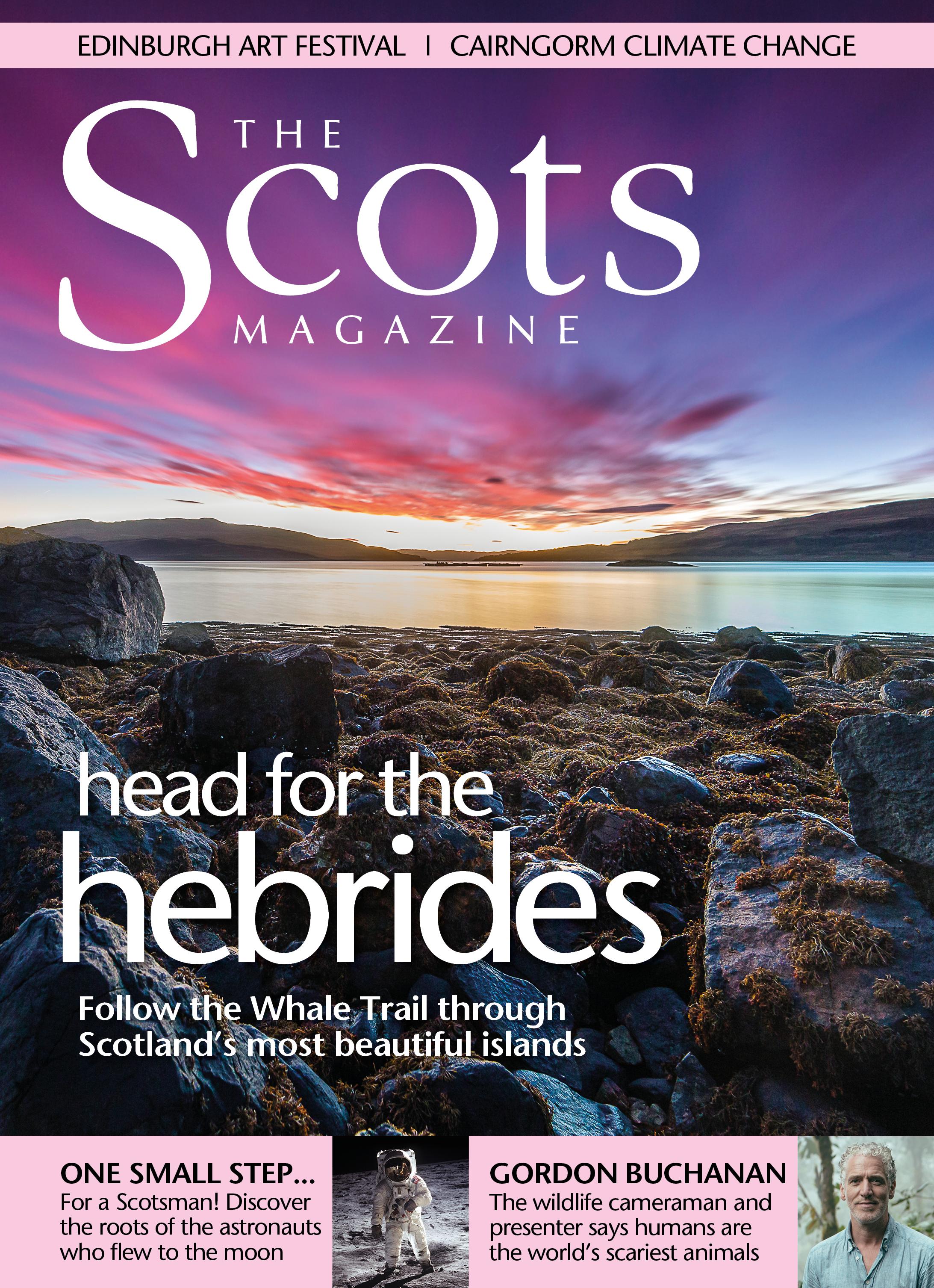 Scots Magazine July issue 2019