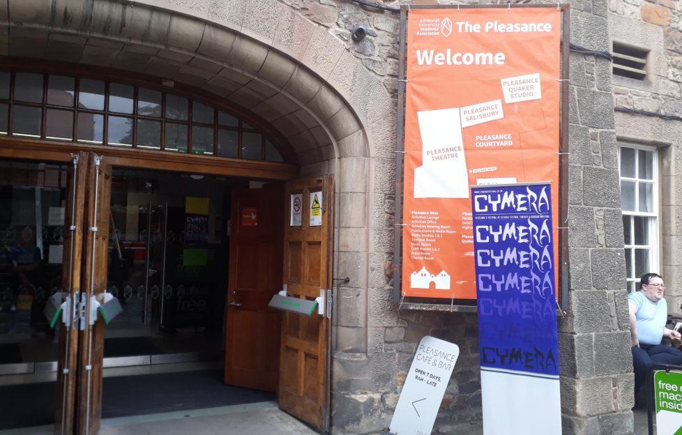 Cymera Book Festival