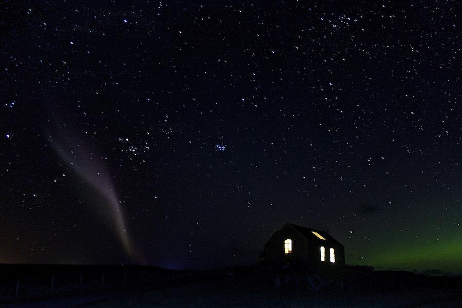 stargazing Scotland