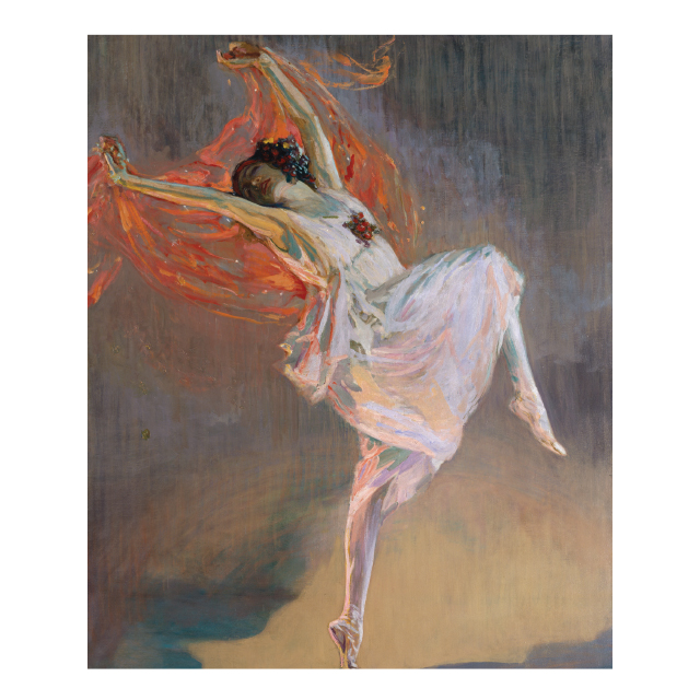 Anna Pavlova, by John Lavery.