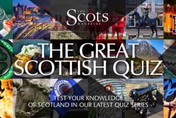 Great Scottish Quiz – Easy!