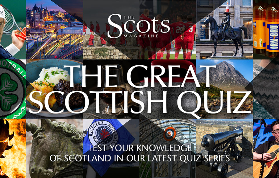 Great Scottish Quiz – Easy!