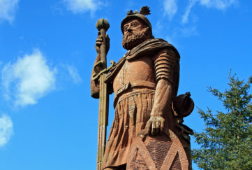Sir William Wallace statue