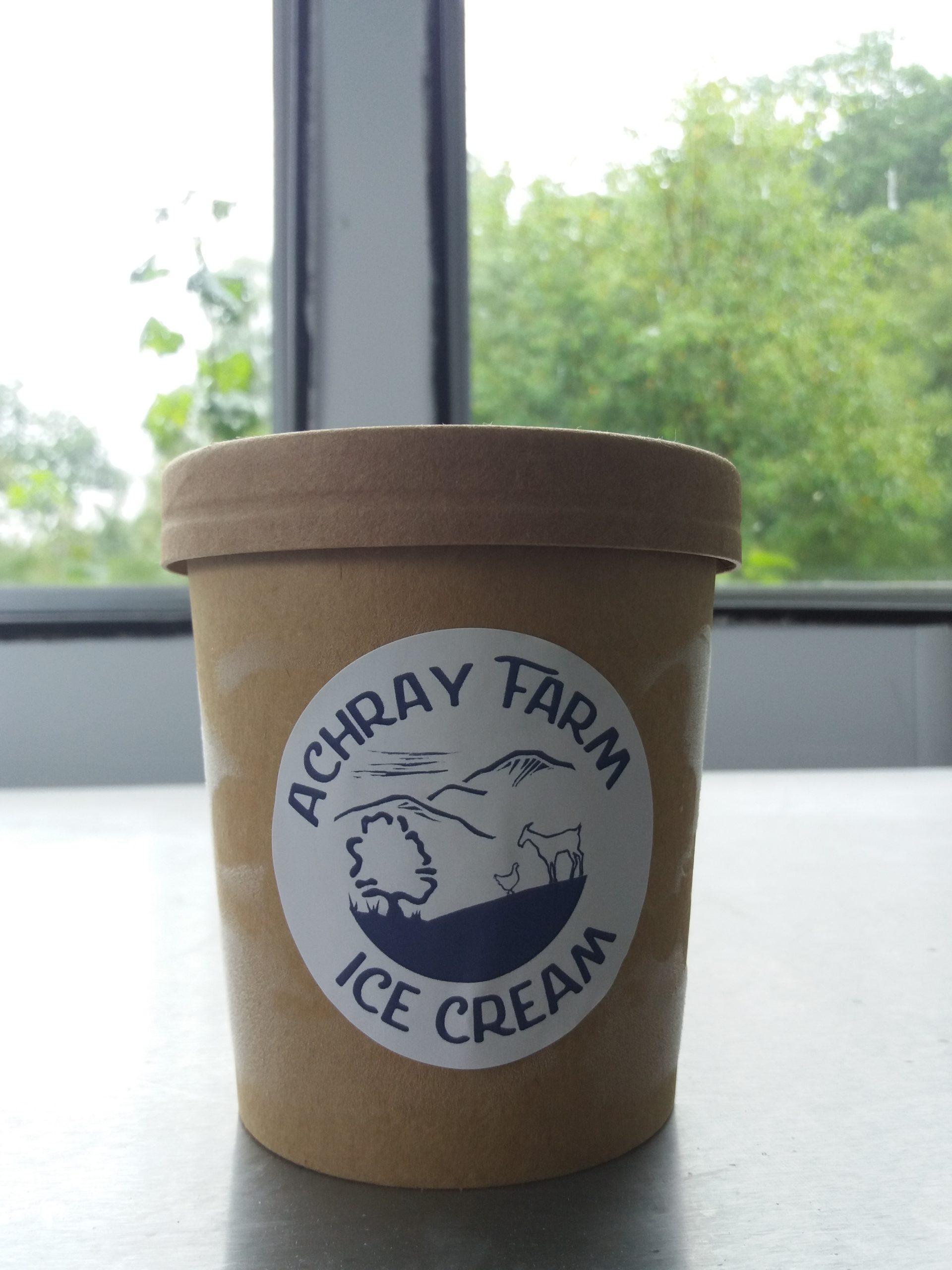 Achray Farm Ice Cream