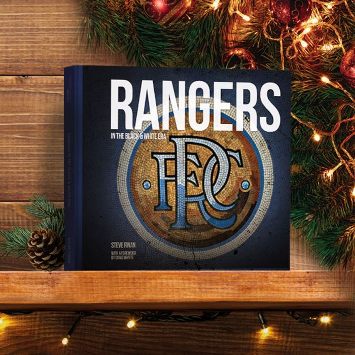 Rangers – In the Black & White Era