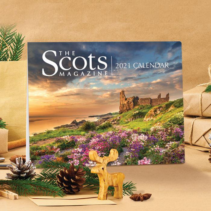 The Scots Magazine Calendar 2021