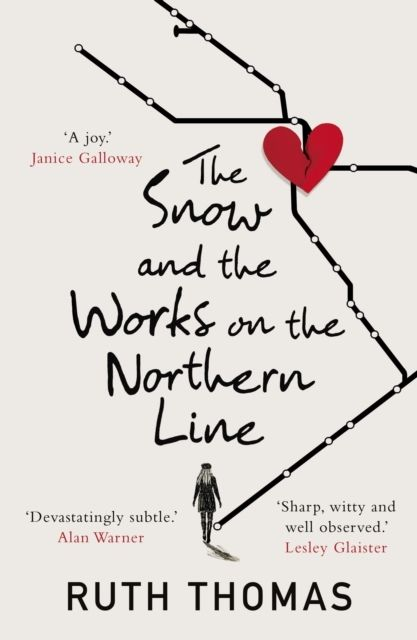 The SNow and the Works on the Northern Line by Ruth Thomas. February release.