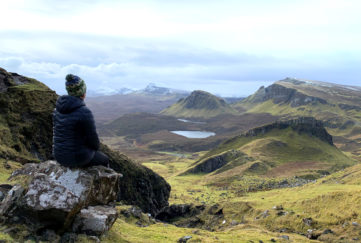Your Scotland, The Quiraing Walk on the Isle of Skye in Scotland