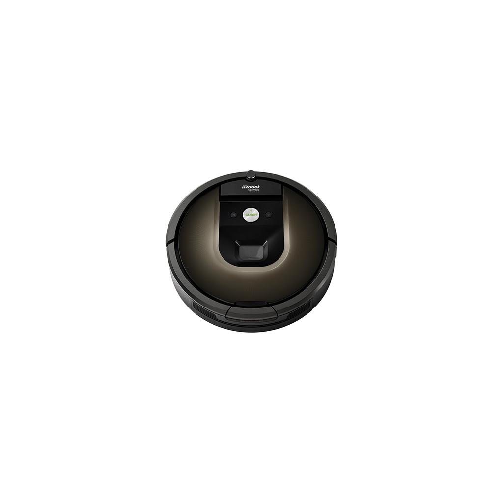 iRobot Roomba 980 Robot Vacuum Cleaner, Black Brown