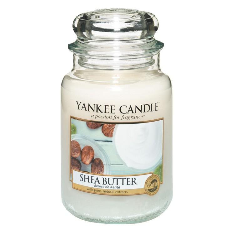 Julian Charles Yankee Shea butter