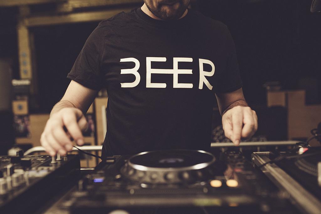 Edinburgh Craft Beer Festival DJ